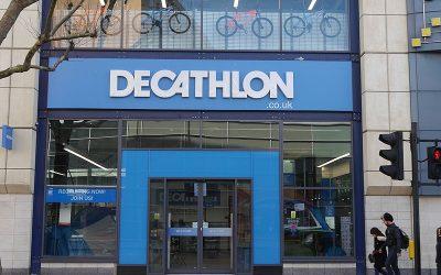 Brecha de seguridad en Decathlon