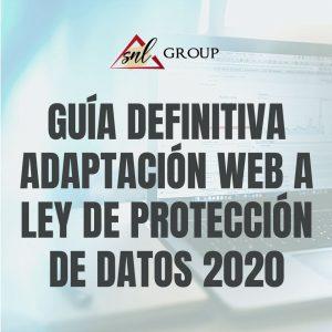 guia proteccion datos web 2020